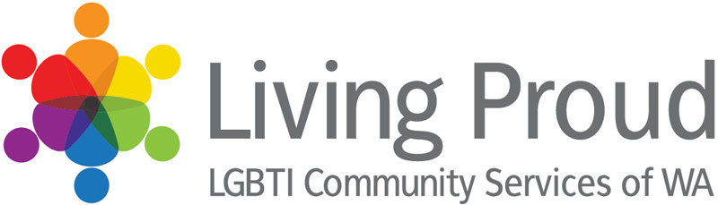 Living Proud Logo